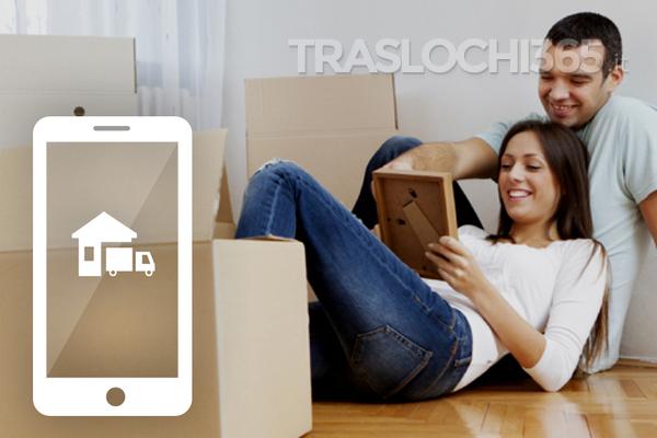Arriva l'app di Traslochi365 dedicata agli utenti!