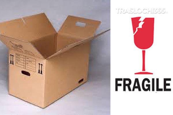 Come inscatolare gli oggetti ed imballare i mobili in modo sicuro