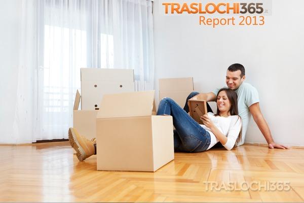 Traslochi365.it: nel 2013 l'Italia ha traslocato con noi
