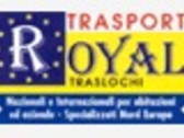 Logo ROYAL TRASLOCHI